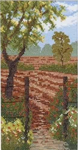 Twilleys of Stamford Cross Stitch Kit - Seasonal Walk - Autumn