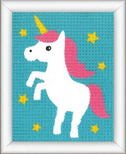 Vervaco Beginners Tapestry Kit - Unicorn