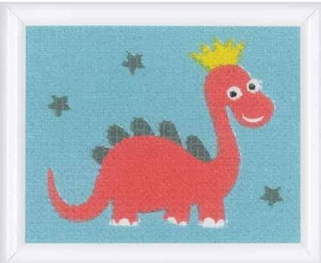 Vervaco Beginners Tapestry Kit - Dinosaur