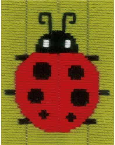 Vervaco Beginners Tapestry Kit - Ladybird