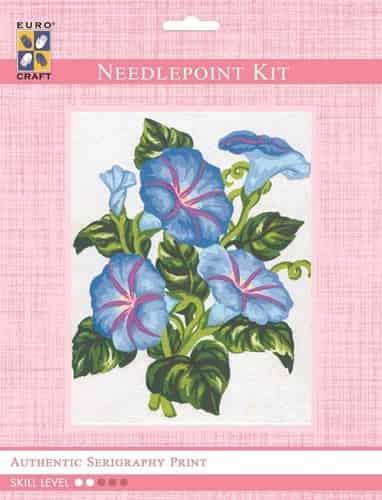 Grafitec Needlepoint Tapestry Kit - Morning Glory