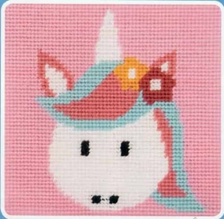 Anchor Beginners Tapestry Kit - Magic Unicorn