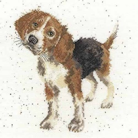Bothy Threads Cross Stitch Kit - Beagle XHD12