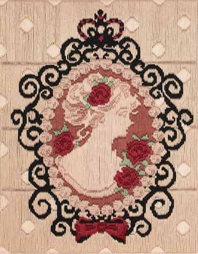Anchor Long Stitch Kit - Cameo AL227