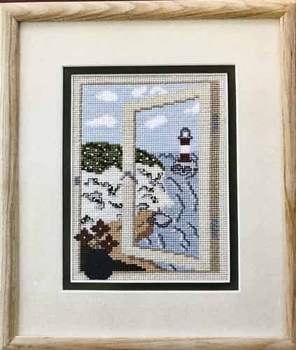 Twilleys of Stamford Cross Stitch Kit - Coastal View