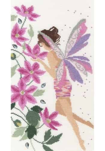 Bothy Threads Cross Stitch Kit - Fairies: Flora XF7