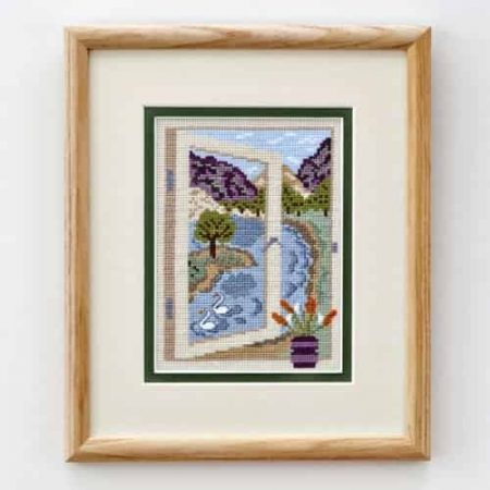 Twilleys of Stamford Cross Stitch Kit - Loch View