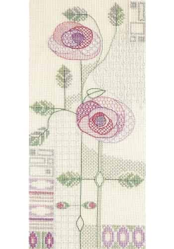 Bothy Threads Cross Stitch Kit - Morning Rose