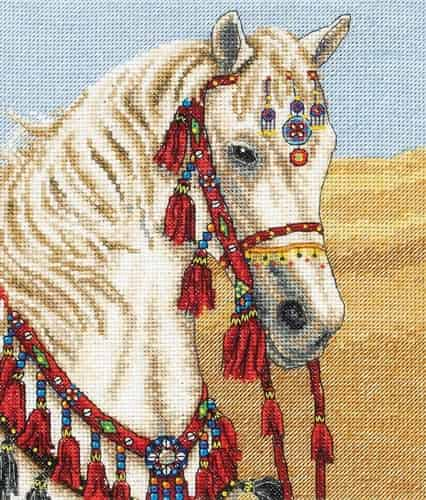 Anchor Cross Stitch Kit - Arabian Horse PCE764