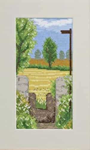 Twilleys of Stamford Cross Stitch Kit - Seasonal Walk - Spring