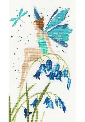 Bothy Threads Cross Stitch Kit - Fairies: Stardust XF6
