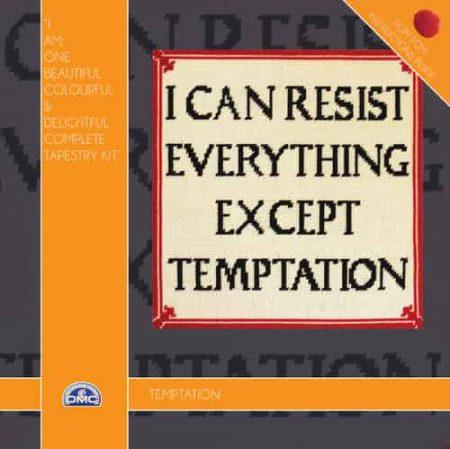 DMC Tapestry Kit - Temptation C088K
