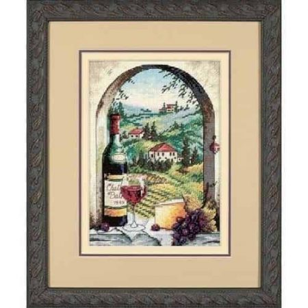 Dimensions Cross Stitch Kit - Dreaming of Tuscany